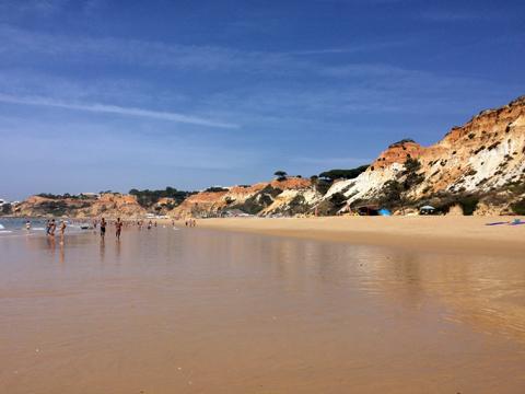 Algarve Falesia-Beach